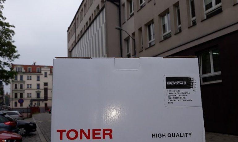 Dostawa tonera Q7553X do drukarki HP LaserJet P2015