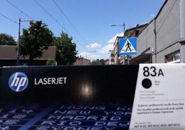 Toner CF283A dodrukarki HP LaserJet M127