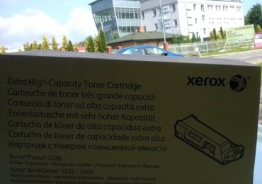 Toner opowiększonej wydajności 106R03623 doXerox Phaser 3330